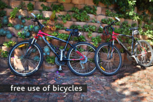 Things to do in Wilderness - cycling