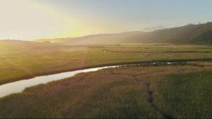 Serpentine river, part of Wilderness national park